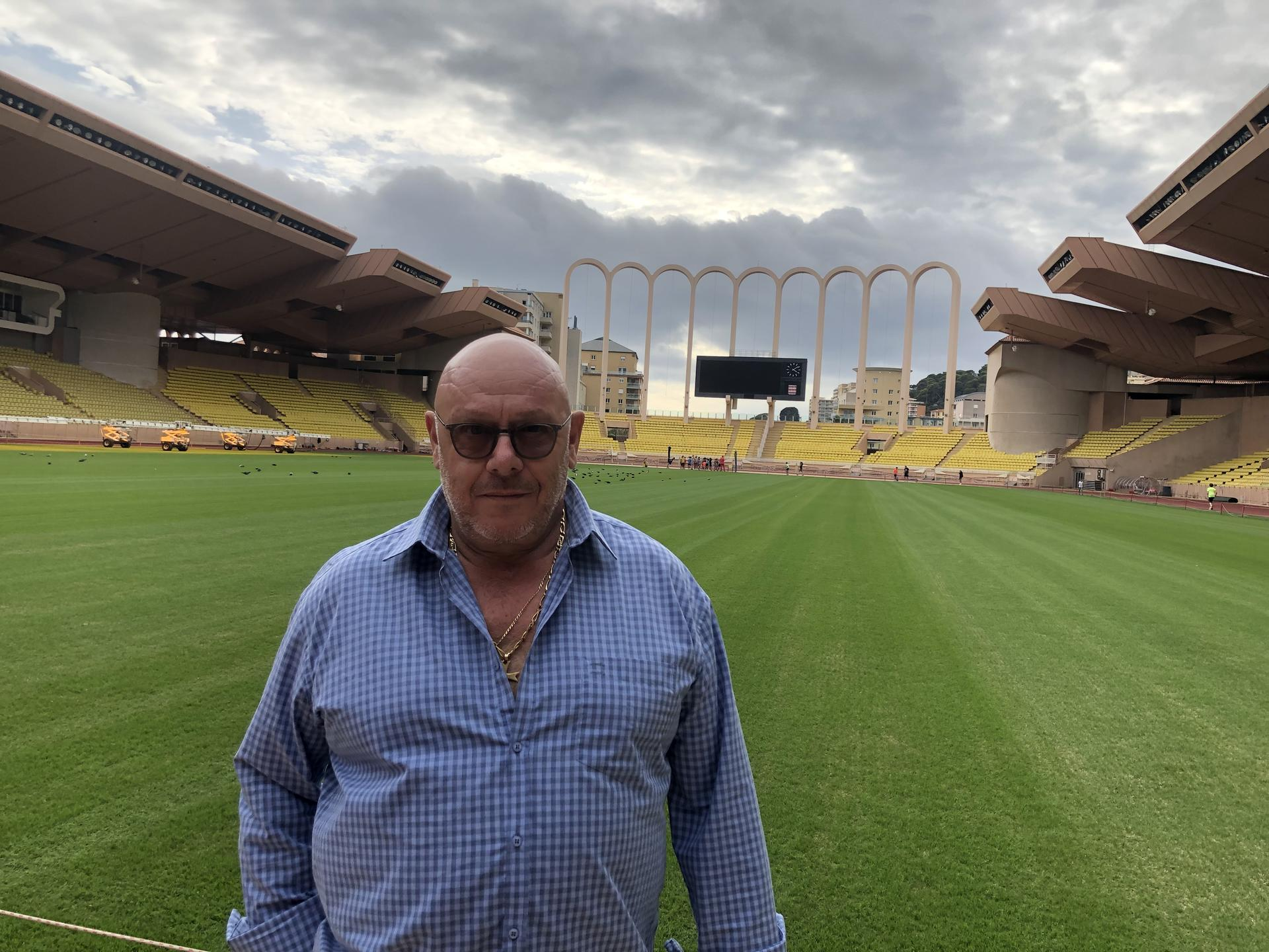 Franck-Nicolas-Pitch-Manager-pelouse-AS-Monaco-Stade-Louis-II